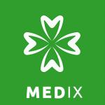 Логотип для Медицинского центра Медикс